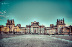 Blenheim Palace HDR (Scott Cartwright Photography) Tags: