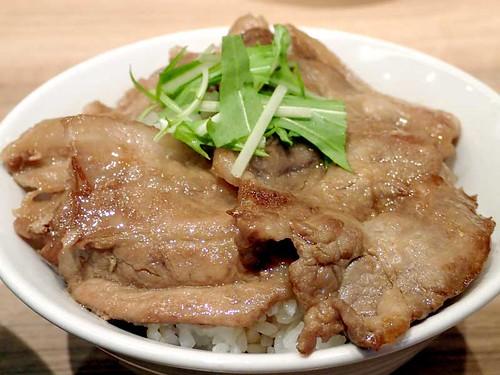 開高 豚丼