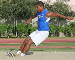 D100625A (RobHelfman) Tags: sports losangeles track highschool trackmeet crenshaw westadams justinokeefe