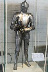 DSC_0201 (cacophotography) Tags: art european michigan steel detroit armor platemail