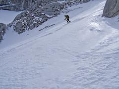 Scialpinismo Gran Sasso - Monte Corvo - Fosso del Monte