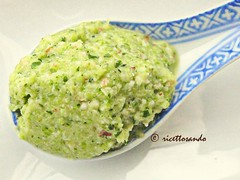 pesto di zucchine-001 (Ricettosando ricette di cucina) Tags: pasta zucchine ricettosando