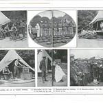 De huishoudelijke zijde van een Engelsch oefenkamp   Van het Werfkantoor naar de Loopgraven, blz. 6 en 7 thumbnail