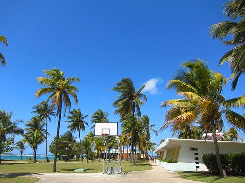 Villa Bacuranao . outside Havana