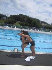 Pool Time (Firehand10k) Tags: friends water swimming fun korea pinay filipina dongducheon pool2 campcasey