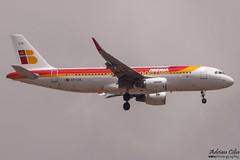 Iberia --- Airbus A320SL --- EC-LUL (Drinu C) Tags: plane aircraft aviation sony airbus dsc a320 iberia mla lmml hx100v adrianciliaphotography eclul a320sl