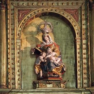 LEÓN.- Iglesia de Santa Marina la Real.