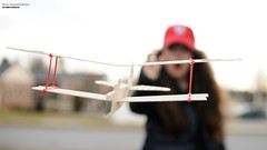 Cold Flight (disgruntledbaker1) Tags: hbw d90 nikon bokeh wood balsa plane disgruntledbaker
