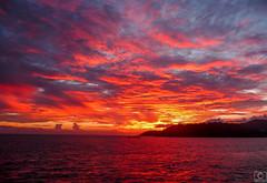 untitled shoot-003 (Christy Turner Photography) Tags: seychelles sunset sea colour color sunhalo sun praslin
