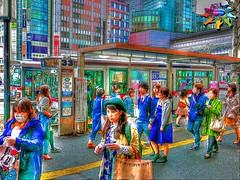 Tokyo=438 (tiokliaw) Tags: aplusphoto burtalshot creations discovery explore flickraward greatshot highquality inyoureyes japan outdoor people recreaction supershot tokyo worldbest