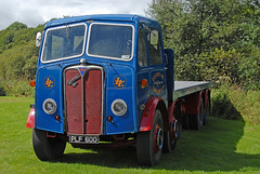 AEC Mammoth Major - SVBM Lathalmond 2016 (john_mullin Thanks for 11 million views) Tags: scotland scotish british transport show rally festival vehicles vehicle truck trucks lorry lorries hgv haulage commercials heritage legacy preservation lathalmond dunfermline fife