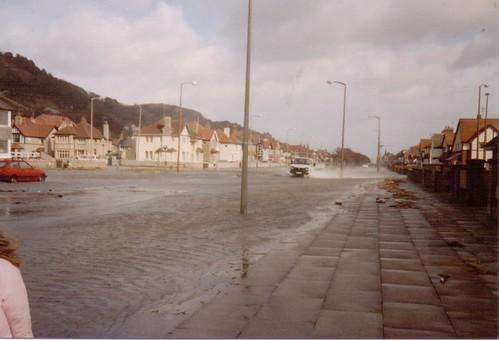 Llandudno Floods