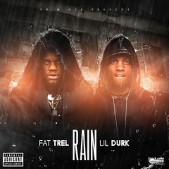 "When Fat Trel met Lil Durk there was... ""Rain"" (The Kingslayer) Tags: chicago chirac dc fattrel hiphop lildurk maybachmusic music rain streetmusic"