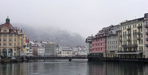 Winter in Lucerne