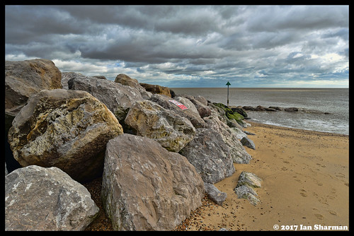 Felixstowe Beach 2nd March 2017