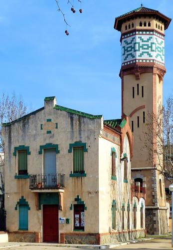 Mataró - Enric Prat de la Riba 110 a