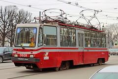 71-88Г  № 3609 (zauralec) Tags: stpetersburg kuibyshevstreet санктпетербург общественный транспорт улица бульвар трамвай