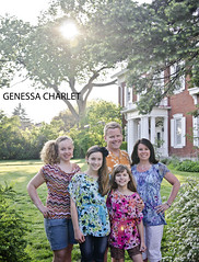 Family Session.. (Genessa Charlet) Tags: family portrait sun smile illinois spring nikon may sunflare 2013 unlimitedphotos genessacharlet