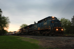 IC 2465 (view2share) Tags: railroad morning wisconsin cn train dawn ic spring track transport may tracks rail railway trains transportation rails ge railways wi freight cr springtime daybreak railroads generalelectric canadiannational freighttrain conrail railroadcar railroading 517 illinoiscentral freightcars freightcar newrichmond c408w 2013 trackage ic2465 l517 cn517 may2013 may192013