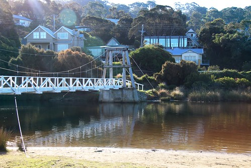 Lorne Swing Bridge