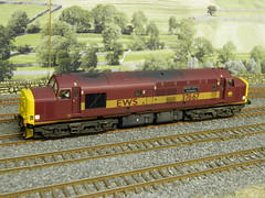 "37667 EWS ""Meldon Quarry Centenary"" (37686) Tags: dcc class bachmann 37 oo gauge"