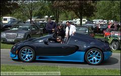 La Vie En Bleu 2013 - Bugatti Veyron Grand Sport Vitesse (Si 558) Tags: sport speed climb hill grand bugatti prescott hillclimb veyron vitesse bugattiveyron 2013 bugattiownersclub prescottspeedhillclimb lavieenbleu