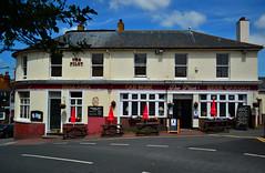 The Pilot Inn, Meads, Eastbourne, East Sussex, UK (John-Starnes) Tags: uk england restaurant pub inn eastbourne beergarden eastsussex pubgrub realale publichouse meads pubfood thepilot realales thepilotinn