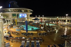 Sports Deck (PowerPee) Tags: cruise dreamworks royalcarribean fujixe1