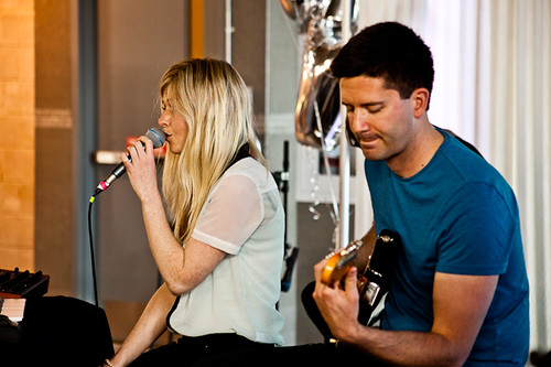 Still Corners, Urban Outfitters, Toronto, Friday, June 14 2013-6962