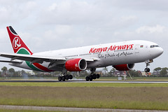 Kenya Airways Boeing 777-200 5Y-KQS (LHR Local) Tags: amsterdam plane airplane flying airport kenya aircraft aviation flight aeroplane landing boeing schipol 777 spotting flugzeuge eham planespotting boeing777 kenyaairways 5ykqs canon6d philbroad