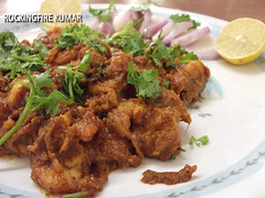 A first time try on food photography (Rockingfire kumar) Tags: food hot chicken menu cuisine restaurant hotel yummy lemon dish continental tasty prawns meat delicious eat ingredients vinegar hungry onion spicy hyderabad edible eatable starters crunchy masala garnish kumar foodcolor mouthwatering foodphotography lipsmacking foodpreservatives multicuisine continentaldishes restaurantsinhyderabad rockingfire rockingfirekumar
