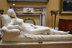 After Lorenzo Bartolini (1777-1830) - Venus (1830) right, Lady Lever Art Gallery, Port Sunlight, Cheshire, June 2013 (ketrin1407) Tags: sculpture statue naked nude erotic venus 19thcentury sensuous portsunlight ladyleverartgallery bartolini lorenzobartolini