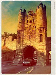 Micklegate Bar York