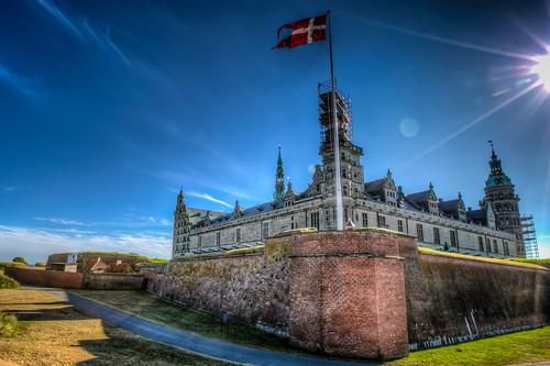 Kronborg, Elsingnor, Denmark