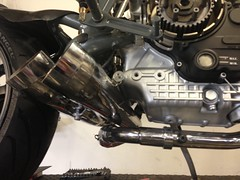 paint ducati caferacer redmax custombuilds xr1200 streetracker