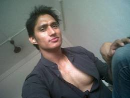 Handsome indian gay