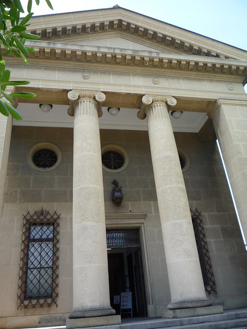 大原美術館は西洋美術・近代美術を展示する日本最初の美術館|大原美術館