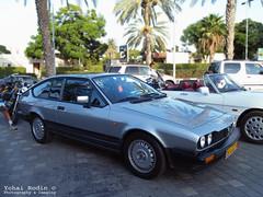 Alfa Romeo GTV (Type 116) (Yohai_Rodin) Tags: classic cars car club israel 5 five tel aviv אביב תל מכונית מועדון מכוניות היכל נוקיה קלאסית קלאסיות החמש