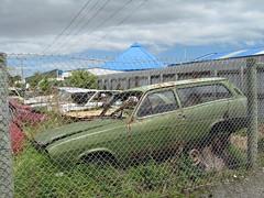 Mk1 Ford Escort estate + friends