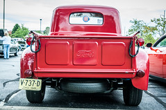 WestervilleComm_0100 (Muncybr) Tags: ford 1948 pickup f1 oh westerville carshow rickdickinson brianmuncy photographedbybrianmuncy westervillecommunityunitedchurchofchrist
