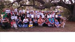 San Antonio, TX (350.org) Tags: change keystone sands xl climate tar drawtheline 350org 350ppm keystonexl