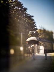 Train Station (Danielle Bednarczyk) Tags: station train washington nw pacific northwest walk shift trains explore wa tilt snoqualmie choochoo tiltshift