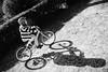 dalla-bici-7 (Sebastiano Pupillo) Tags: rome roma bike bici bikelane bicicletta montesacro fromthebike qbettocom