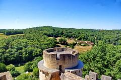 Chteau de Bonaguil  Flumel 80 (paspog) Tags: france castle schloss chteau aquitaine bonaguil lotetgaronne chteaufort chteaudebonaguil flumel