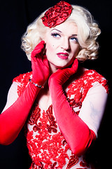 """NEW COSTUME by RedCat 7 Burlesque Wear • <a style=""""font-size:0.8em;"""" href=""""http://www.flickr.com/photos/76071066@N00/11180456426/"""" target=""""_blank"""">View on Flickr</a>"""