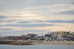 Lyme Regis (Rich Lukey) Tags: sea beach landscape coast nikon dorset seafront lymeregis lyme thecobb 55200mm
