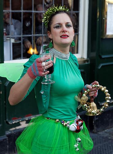 Festive fairy