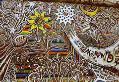 (TheNomadicLondoner) Tags: streetart berlin graffiti communism berlinwall eastsidegallery leonidbrezhnev erichhonecker dmitrivrubel mygodhelpmetosurvivethisdeadlylove