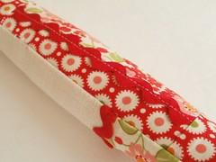 SkinnySneak1 (eamylove) Tags: sewing moda pins swap pincushion needles trim marmalade ricrac notions bonnieandcamille skinnypinnie