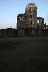 DP1M0460 Hiroshima Peace Memorial (Atomic Bomb Dome) (Keishi Etoh rough-and-ready photoglaph) Tags: sigma hiroshima foveon  atomicbombdome  dp1 worldculturalheritage hiroshimapeacememorial hiroshimapeacememorialpark   mmorialdelapaixdhiroshima  dmedegenbaku dp1m dp1merrill sigmadp1merrill